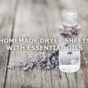 diy dryer sheets