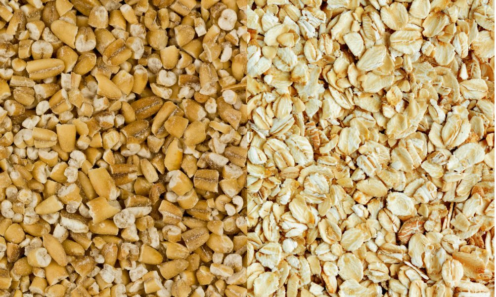Steel-cut Oats Vs Rolled Oats