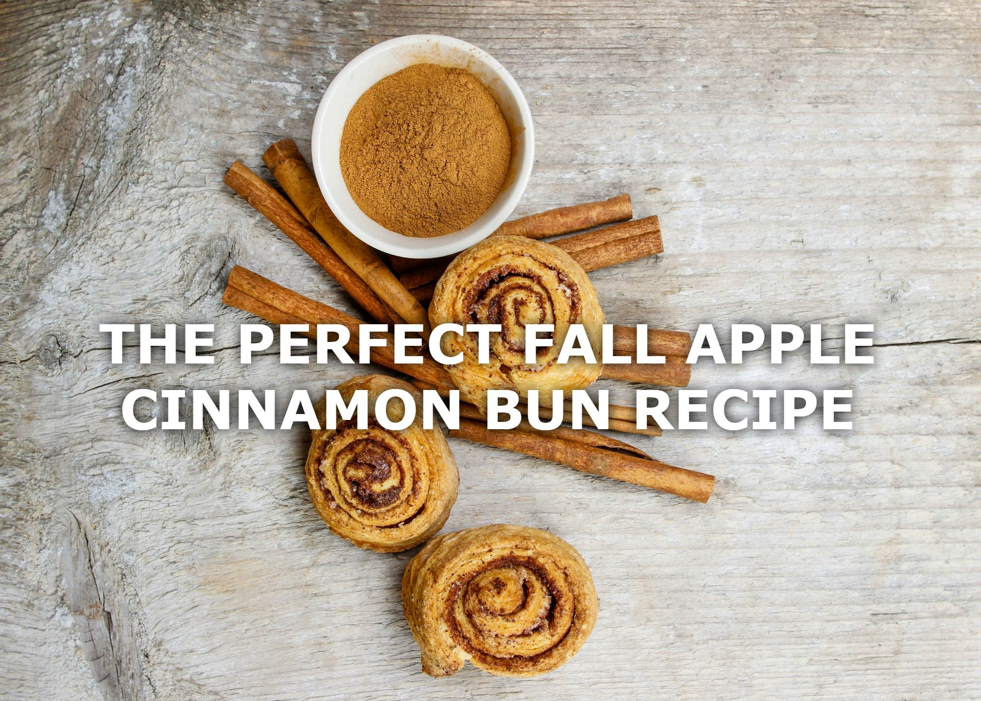 Ambrosia Apple Cinnamon Bun Recipe