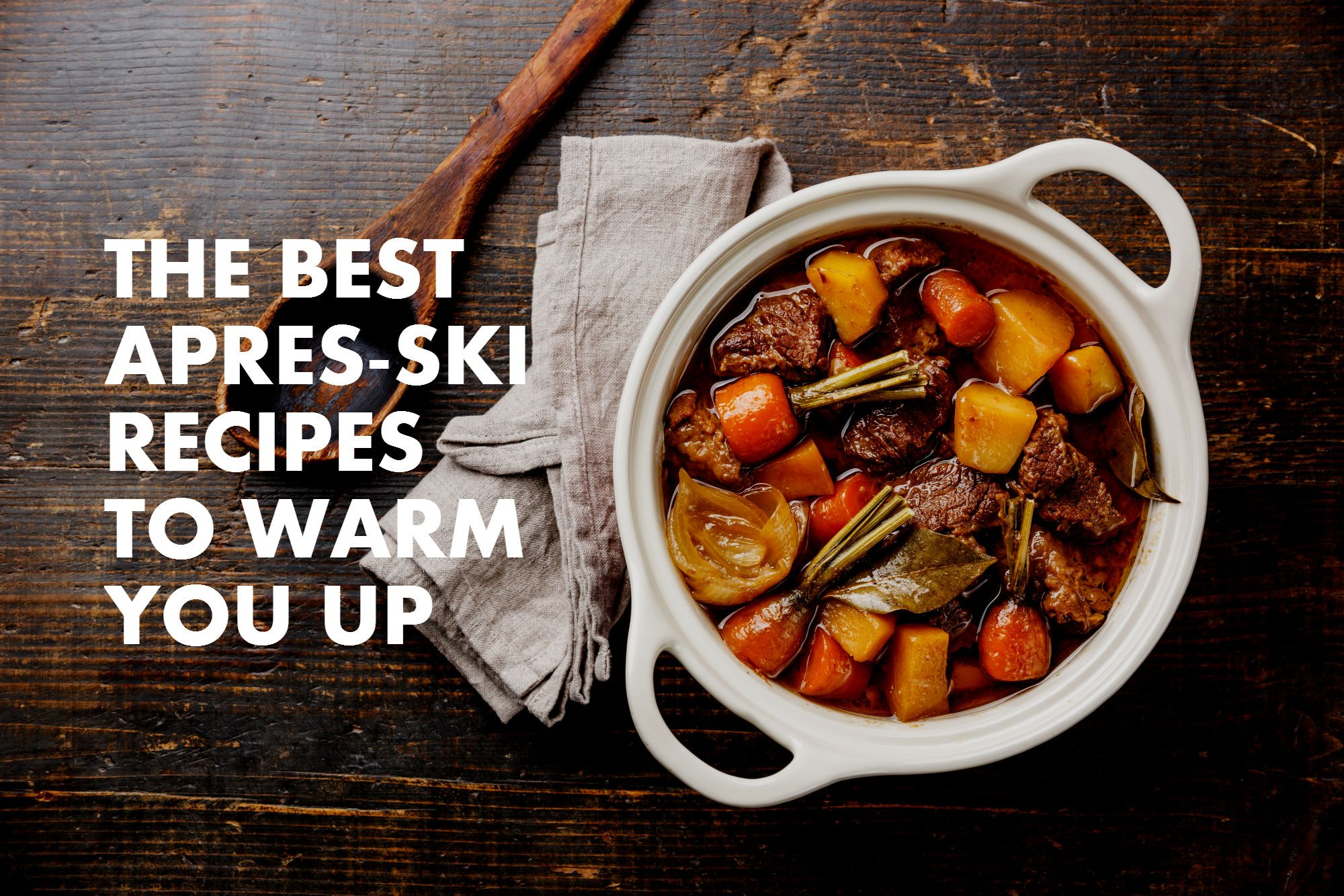 Apres Ski Recipes