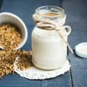 hemp milk