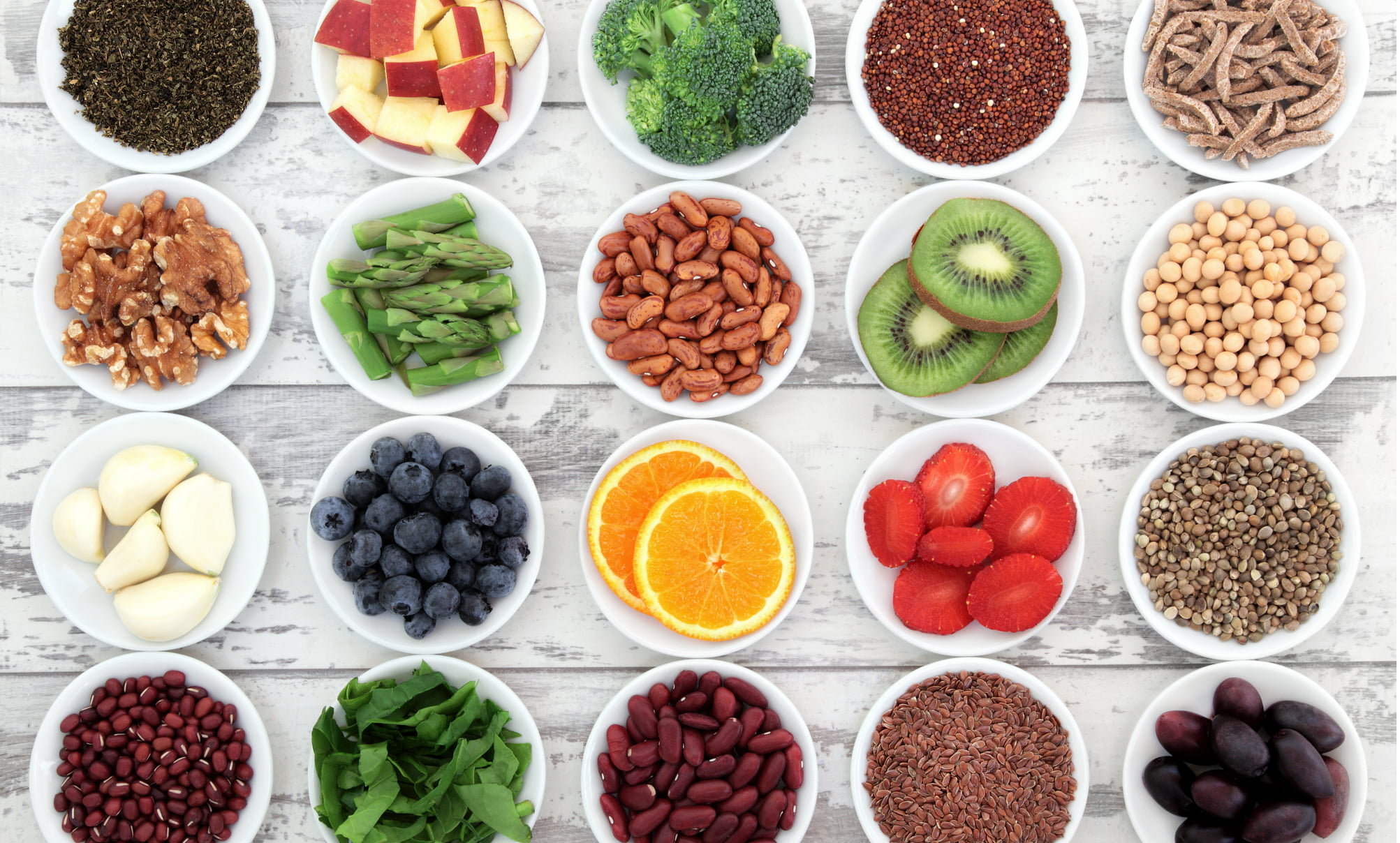 Top Antioxidant Foods