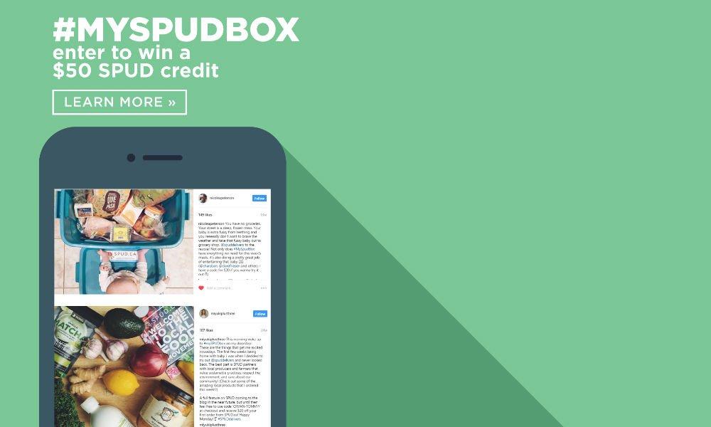 #myspudbox
