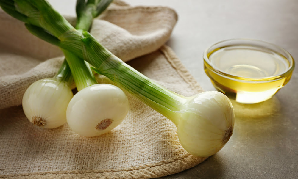 Scallion Oil