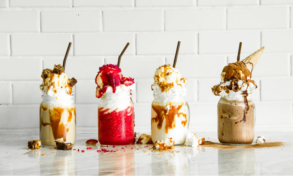 Ice Cream Floats